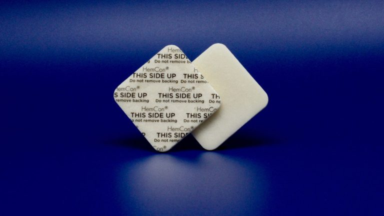 HemCon Patch Pro by Tricol Biomedical
