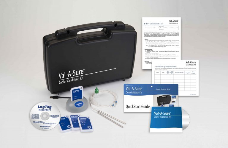 Val-A-Sure ™ Cooler Validation Kit by Temptime®
