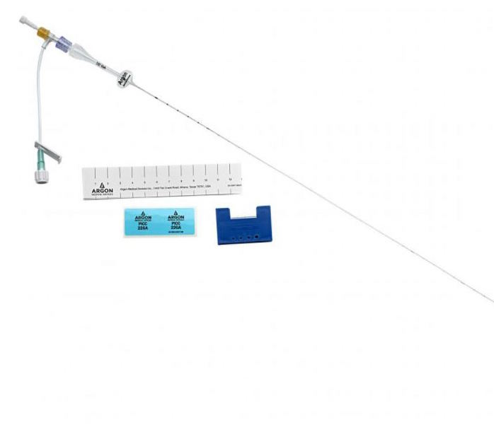 Catheters including BD Introducers by ARGON