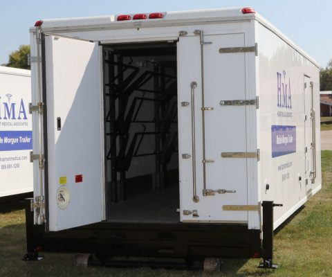 Morgue Trailer by HMA