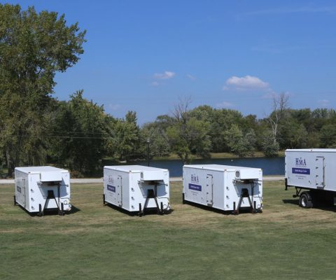 Mobile Trailers by HMA