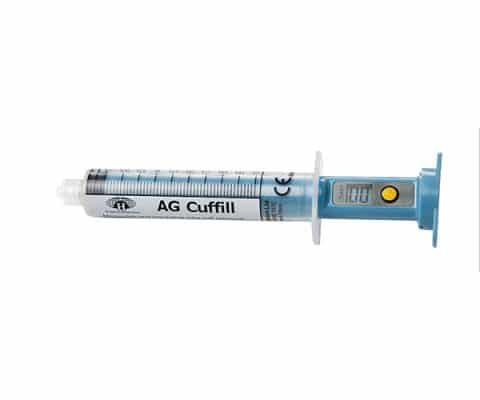 AnapnoGuard Cuffill by Mercury Medical