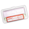 Tamper Evident Rainbow Tray
