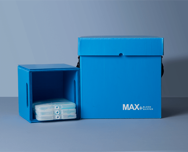 MaxPlus Blood Cooler Systems