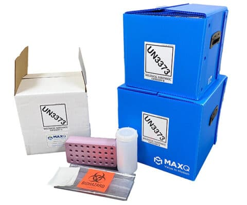 MaxPlus Blood Cooler Systems by MaxQ