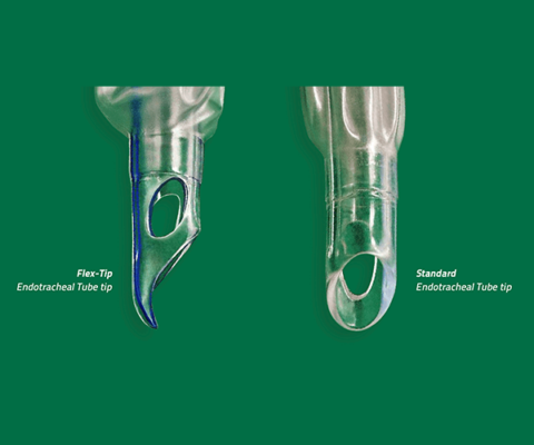 Parker Flex-Tip® Endotracheal Tubes by Salter Labs