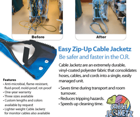 Cable Jacketz by GFMS, LLC