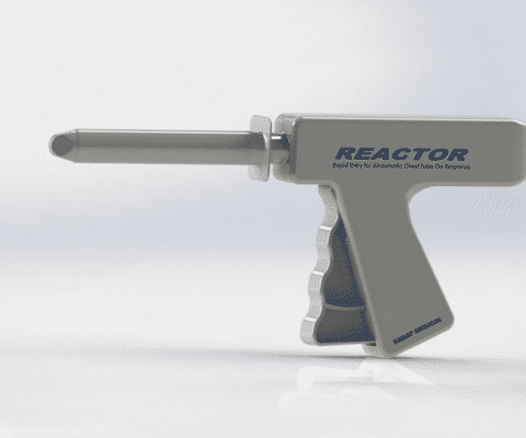 The Reactor ® from Sharp Medical Products