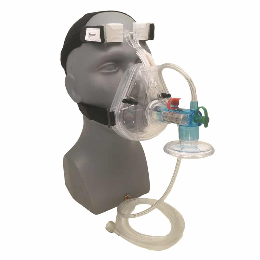 Rescuer II Compact CPAP System