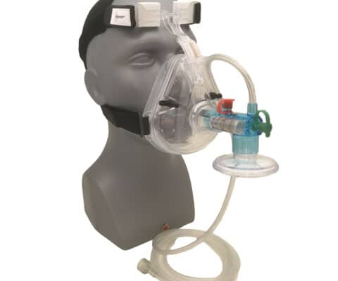 Rescuer II Compact CPAP System by Solutions in Critical Care