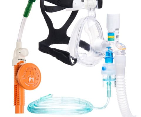 O2-MAX™ with Integrated Nebulizer