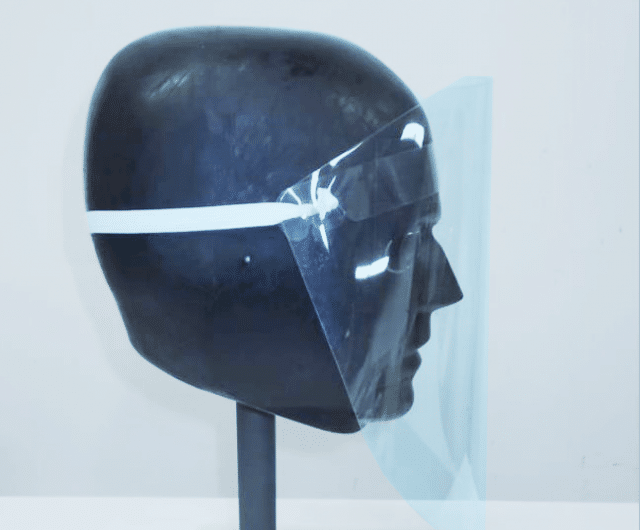 Response PPE™ Full-Face Protection Shield