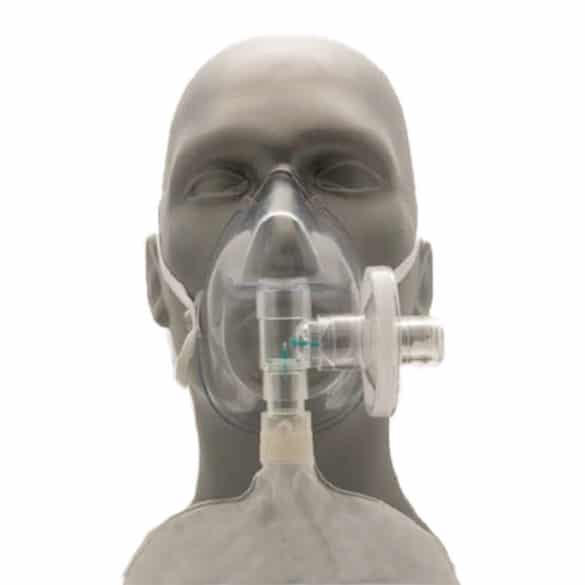 O-Mask by Solutions in Critical Care