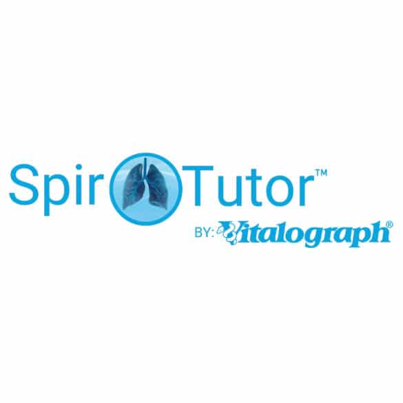 Pneumotrac™ Spirometer with Spirotrac® Software by Vitalograph
