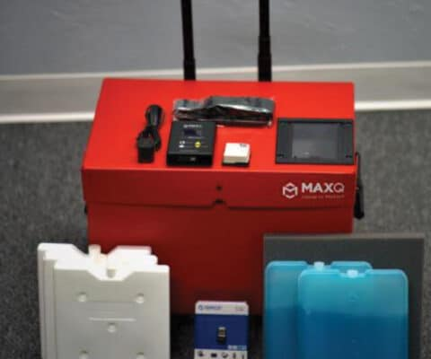 MaxPlus Vaccine Cooler Systems by MaxQ
