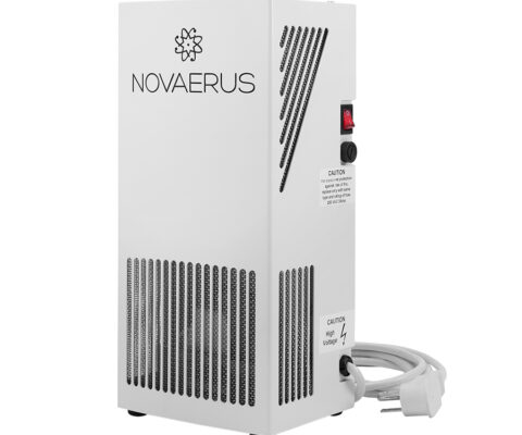 Portable Air Disinfection by Novaerus