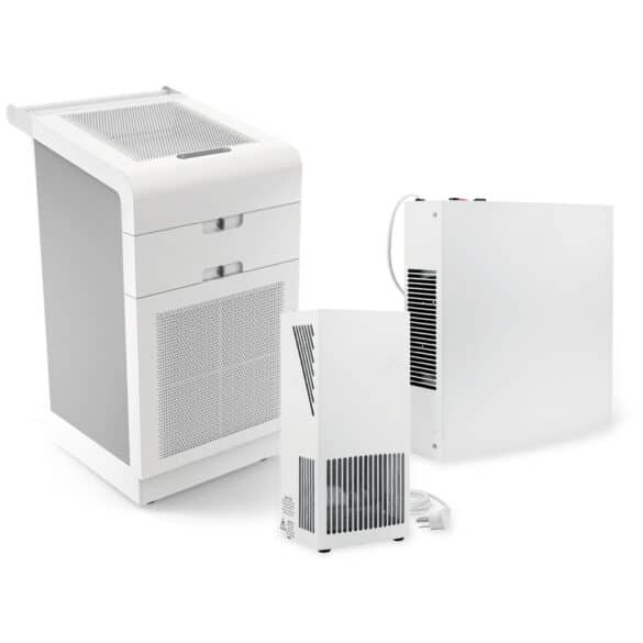 Portable Air Disinfection by WellAir