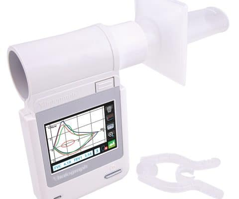 The micro™ Spirometer by Vitalograph®